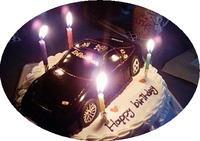 世界でたった一つのバースデーケーキ!!
