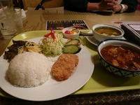 タイ料理 タイキッチン サイアム