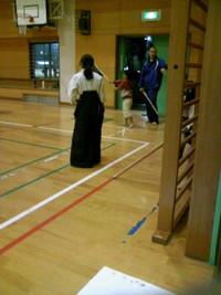 その後の剣道教室