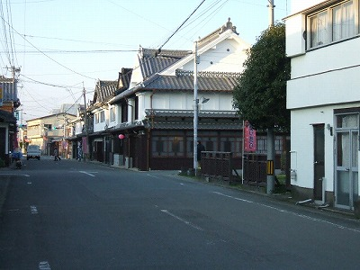 福島八幡前通り