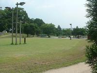 宮野公園、シルバー世代から若者までが楽しむ公園