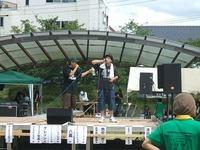 ロックフェスIN八女公園に行きましたよ~!