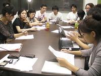 新入社員が学生から学ぶ