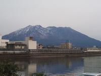 今日の桜島