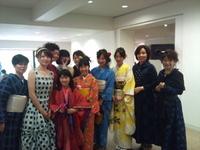 KURUME &ROSE ファッションショー