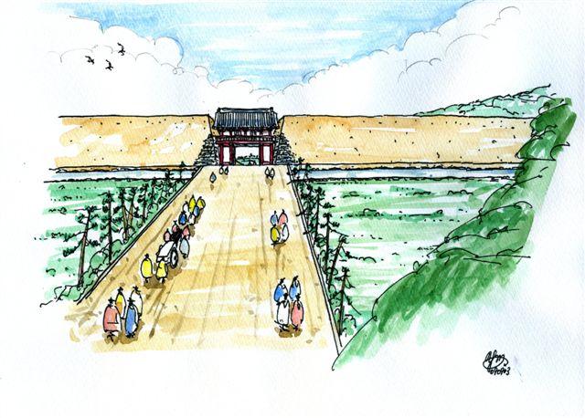 1300年前のハイウエイを探る  -古代官道ロマン-