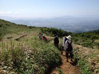 今週の登山隊