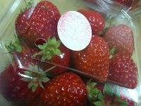 楓さんのイチゴ!(^^)!
