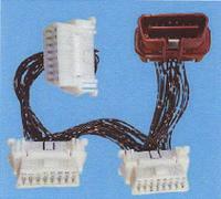 OBD2コネクター3分岐ハーネス