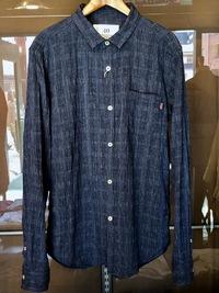 FourSeasonsGarage☆涼しげ♪パナマ素材のチビ衿シャツ到着です!