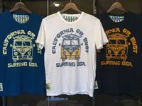 SUNSET SURF☆新作:CALI OR BUST入荷!