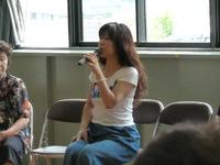 浅川市民センター市民講座で笑いヨガ