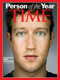 2010年のタイム誌が選んだ「今年の人」は?