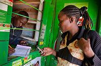 ケニアの銀行革命―新しい銀行のカタチ