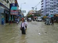 タイの洪水-大災害頻発時代の到来
