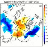 厳冬続くニッポンの気候変動の理由