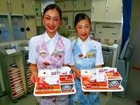 JAL、吉野家牛丼を機内食に