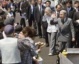 日本の唯一の救い―両陛下の祈り
