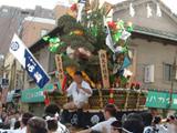 博多祇園山笠-追い山ならし