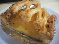 朝食アップルパイ