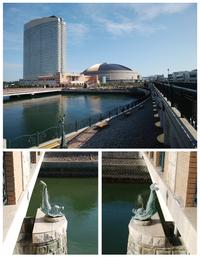 歴史ある街、福岡。