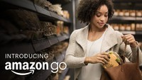 レジがない未来のコンビニ「アマゾン・ゴー」