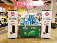 アマゾンの高級スーパーマーケットチェーン「ホールフーズ・マーケット」買収効果