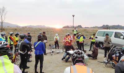 自転車ブルベ200k完走するためのノウハウ