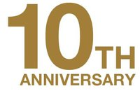 祝ブログ執筆10周年