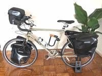 自転車での世界一周へ向けて