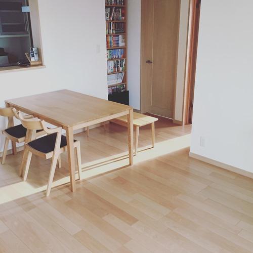 テーブル・チェア・ベンチのお届け写真
