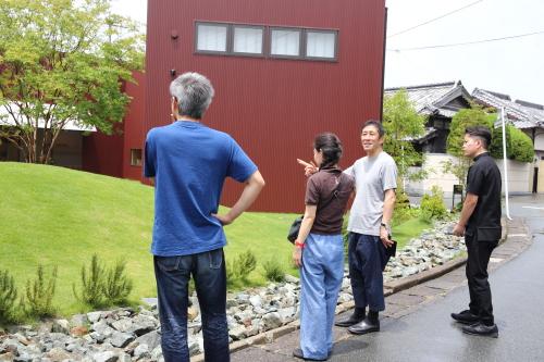 家具デザイナー小泉誠さんがやってきた!