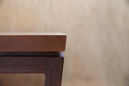 Mテーブルのデザイン