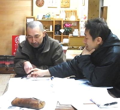 小泉さんと小林さん