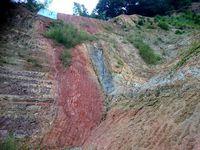 陶芸原土の採取2