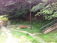 田向山砲台跡
