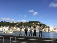 10月の出雲尾道広島の旅。尾道じゃんぷ