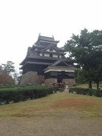 10月の出雲尾道広島の旅。松江城から尾道へ