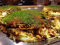10月の出雲尾道広島の旅。お好み焼きからのお好み焼き。