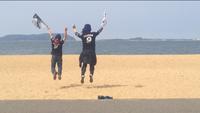 福岡での開幕3連戦☆
