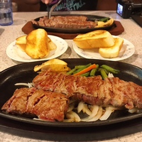 2017沖縄遠征 ⋆⋆ 深夜のステーキハウス88