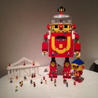 PIECE OF PEACE レゴブロックで作った世界遺産展