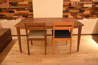 B.ウォールナットDテーブル完成と人気の木の雑貨オイル仕上げ!