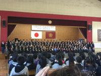 小学校の卒業式☆