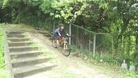 マウンテンバイクの学校(11月)