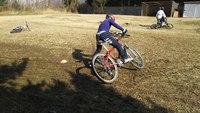 マウンテンバイクの学校(3月)