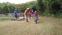 マウンテンバイクの学校(9月)