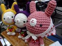 1月17日のママズマーケット 《Stitch》