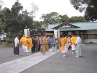 宗像大社 神奈備祭