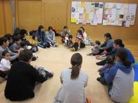 ●日佐公民館 育児教室「めばえちゃん集合」●